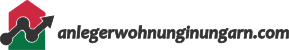 Anlegerwohnung in Ungarn Logo